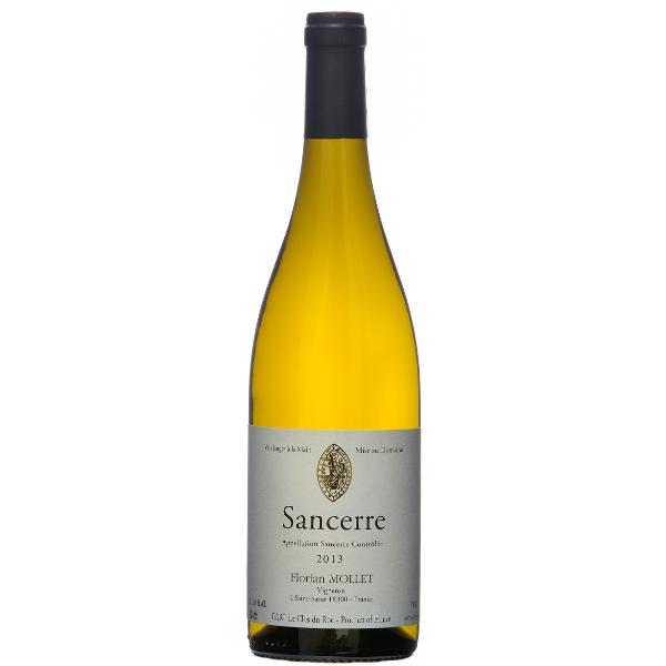 Вино Sancerre Florian Mollet 2016 0.75 л