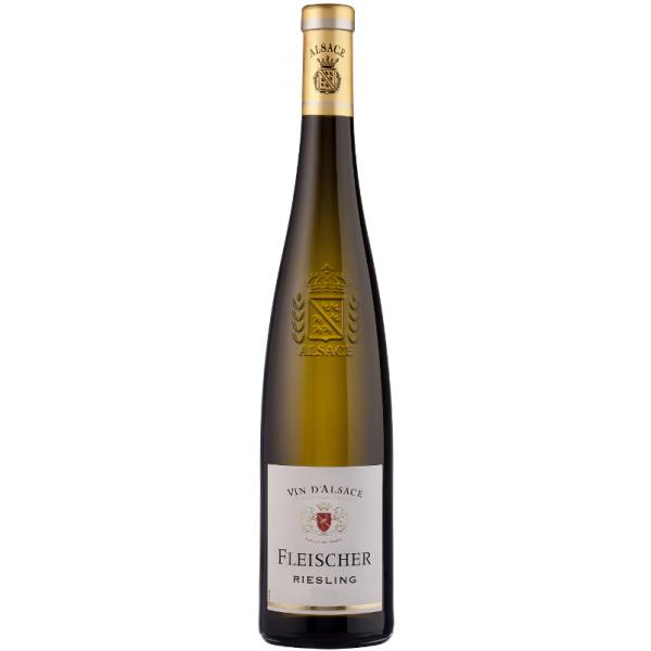 Вино Riesling Alsace Fleischer 2013 0.75 л