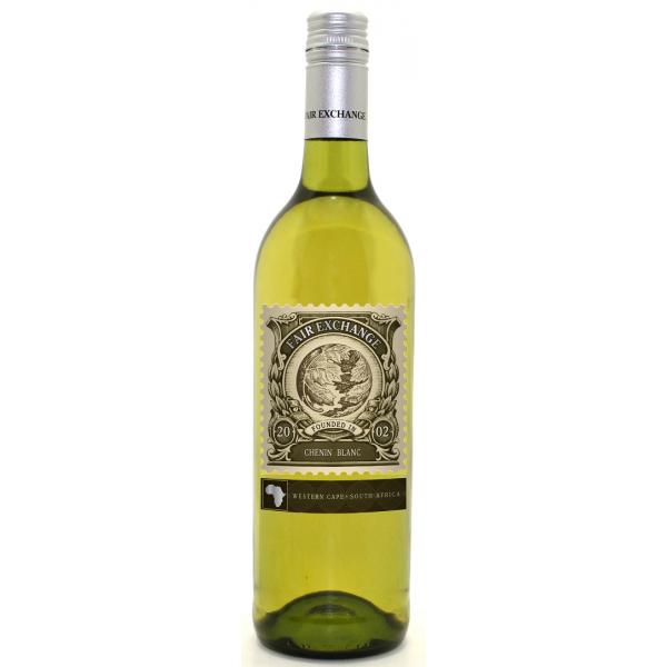 Вино Chenin Blanc Western Cape Fair Exchange 2017 0.75 л