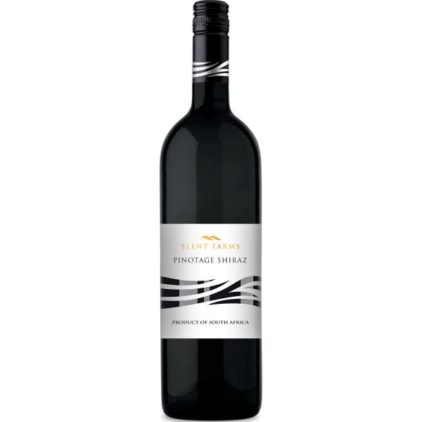 Вино Pinotage Shiraz Western Cape Slent 2013 0.75 л