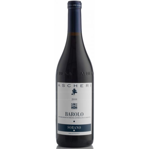 Вино Barolo Sorano Ascheri 2012 0.75 л