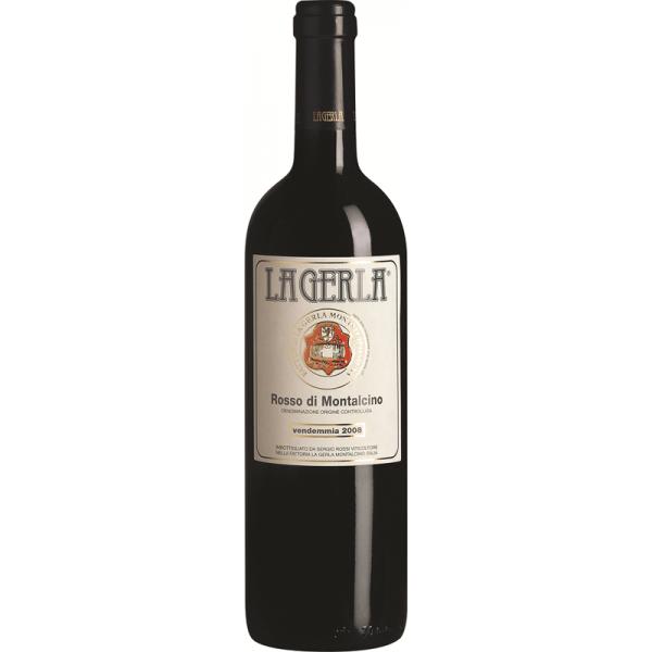 Вино Rosso Di Montalcino La Gerla 0.75 л