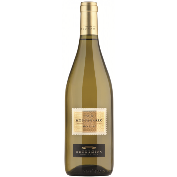 Вино Montecarlo Bianco Buonamico 0.75 л