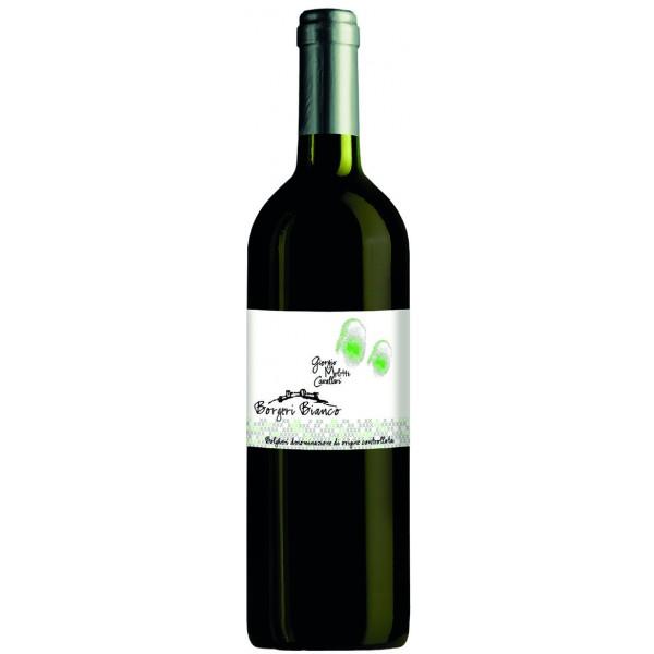 Вино Borgeri Bianco Giorgio Meletti Cavallari 2014 0.75 л