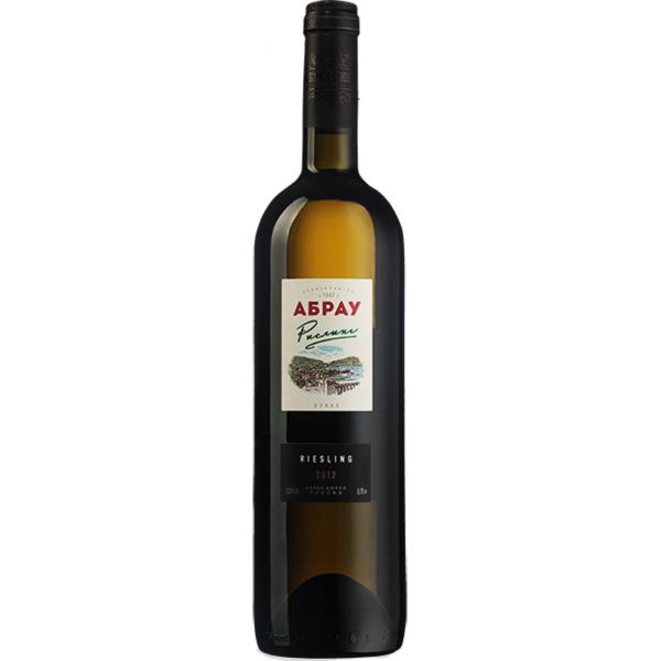 Вино Risling Abrau Beloe Suhoe 0.75 л