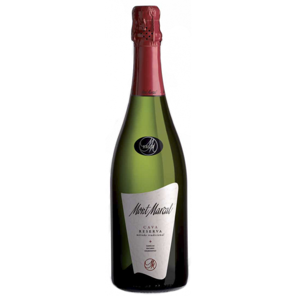 Шампанское Cava Brut Reserva Mont Marсal 0.75 л
