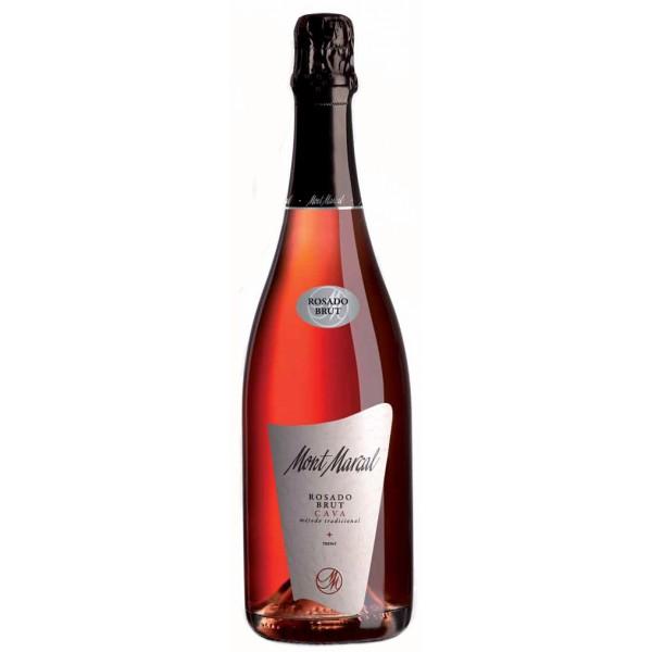 Шампанское Mont Marcal Cava Rosado Brut 0.75 л