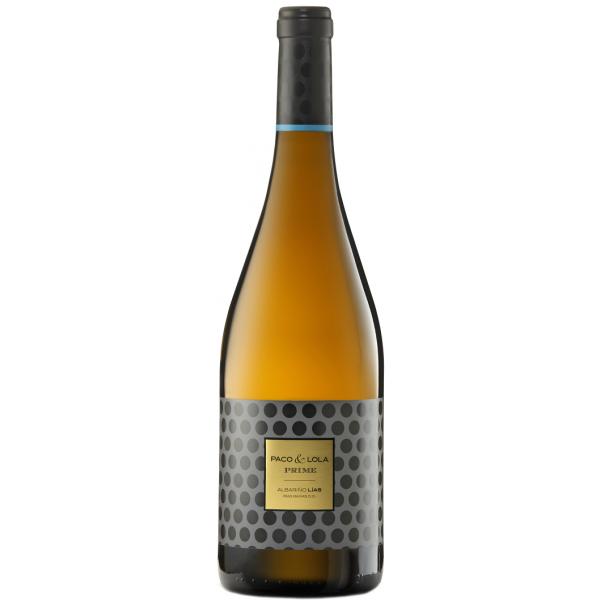 Вино Albarino Rias Baixas Prime Paco&Lola 2015 0.75 л