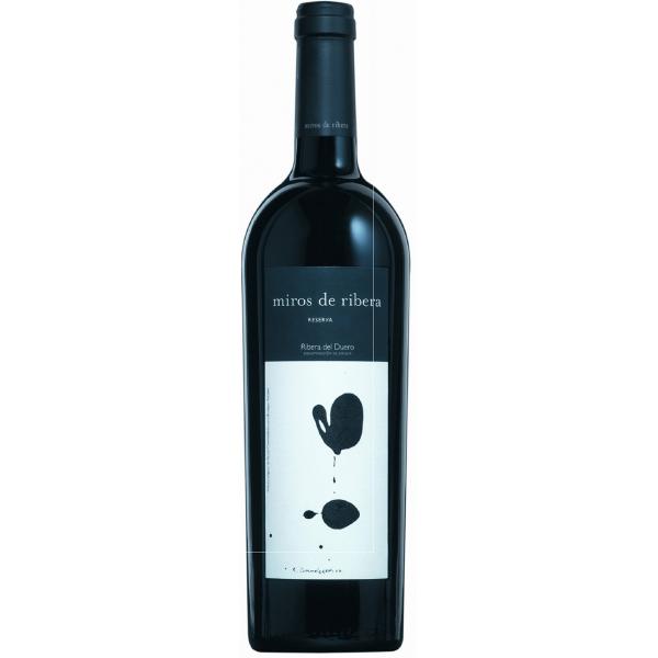 Вино Reserva Miros de Ribera Ribera del Duero Bodegas Pen'afiel 2009 0.75 л