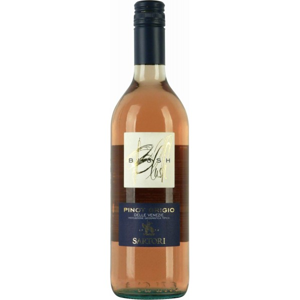 Вино Pinot Grigio delle Venezie Blush Sartori 0.75 л